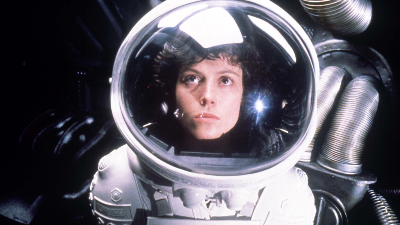 Alien (1979)  Sigourney Weaver Credit: 20th Century Fox/Courtesy Neal Peters Collection