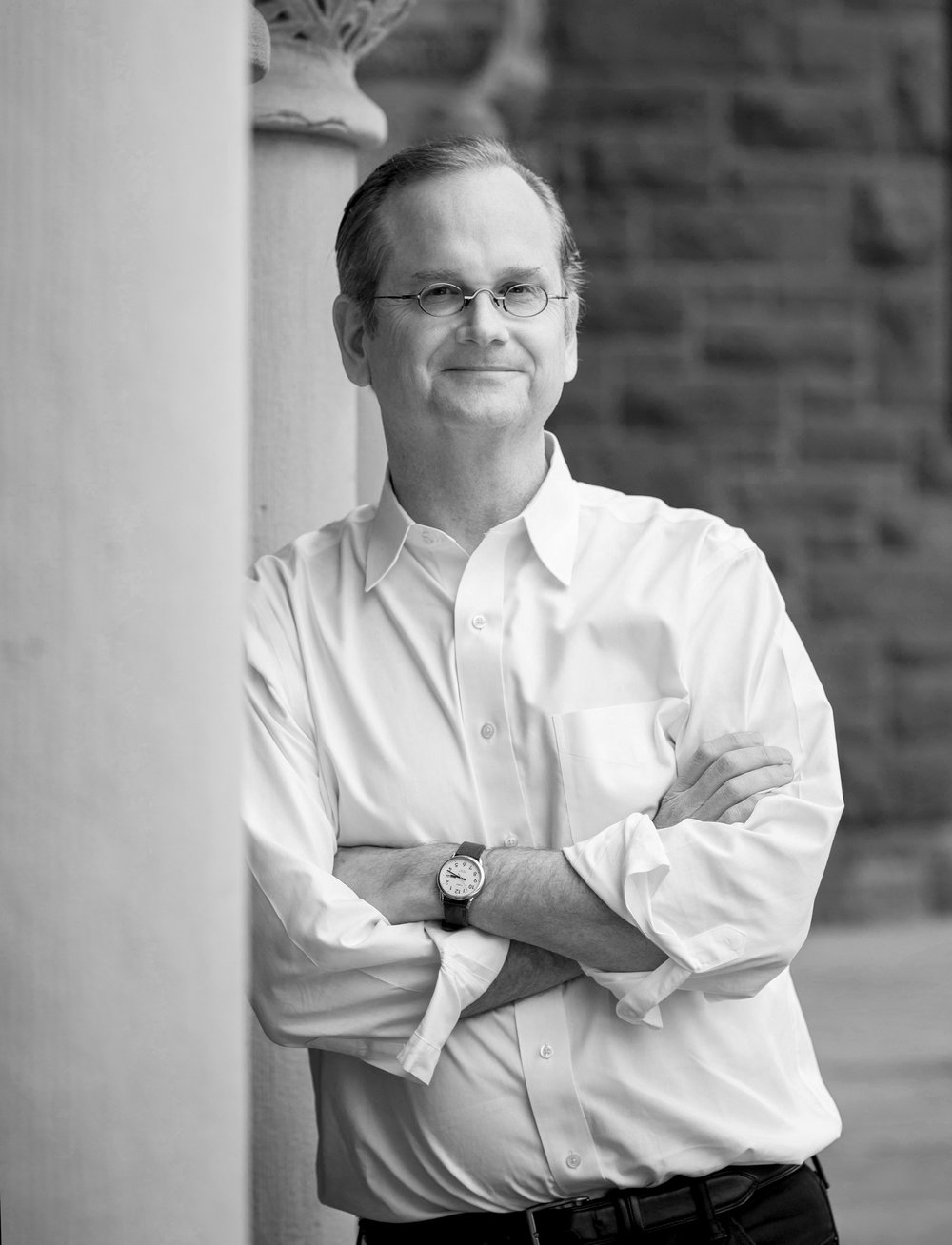 LAWRENCE LESSIG | PROFESSOR OF LAW, HARVARD LAW SCHOOL