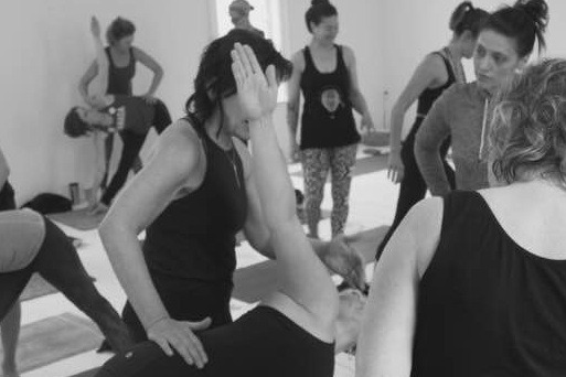WORKSHOPS - Let me teach you what traditional ashtanga yoga is and what it can do for you.