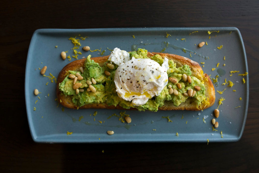 Avocado Toast Brunch