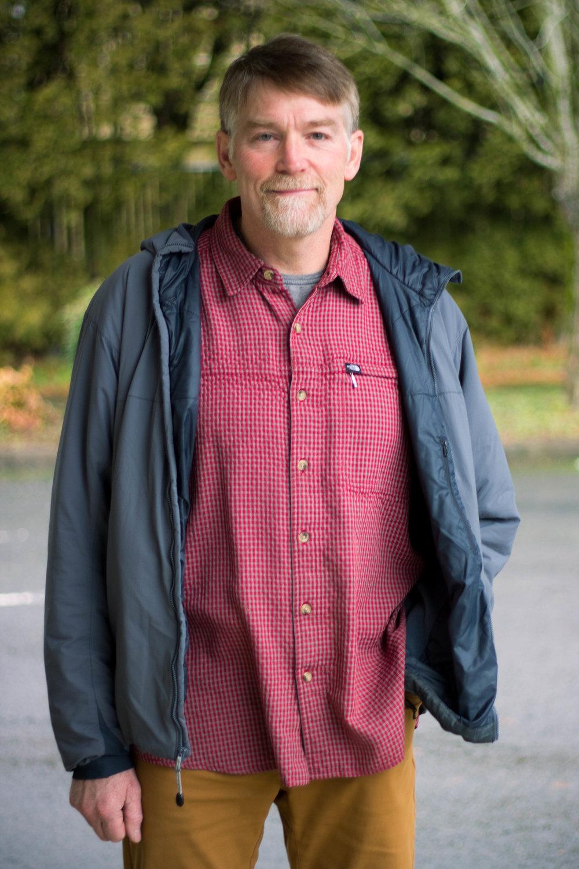 Gene Curtis | Teaching Pastor; Men's Ministry, Elder