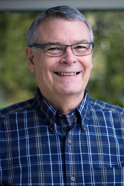 Richard Gardiner | Administrative Pastor, Elder
