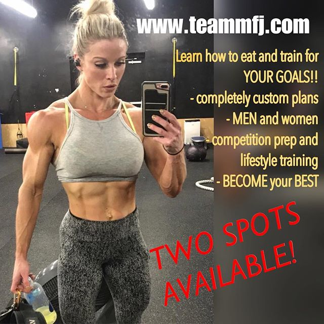 Visit my website or inquire through DM here. If you're highly motivated, committed, and coach able, we WILL build the best you possible. Not app-driven plans. Not a sub-trainer handling your progress. Me. And. You. Let's go. 💯