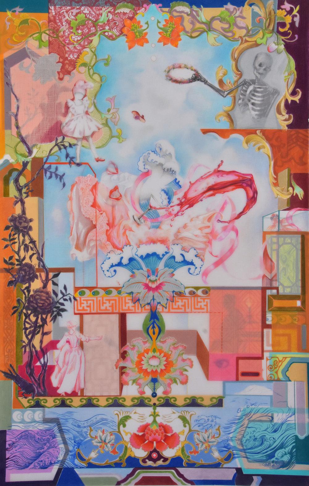 Luzhen Qiu's Fragonard's temptation 36x24.jpg