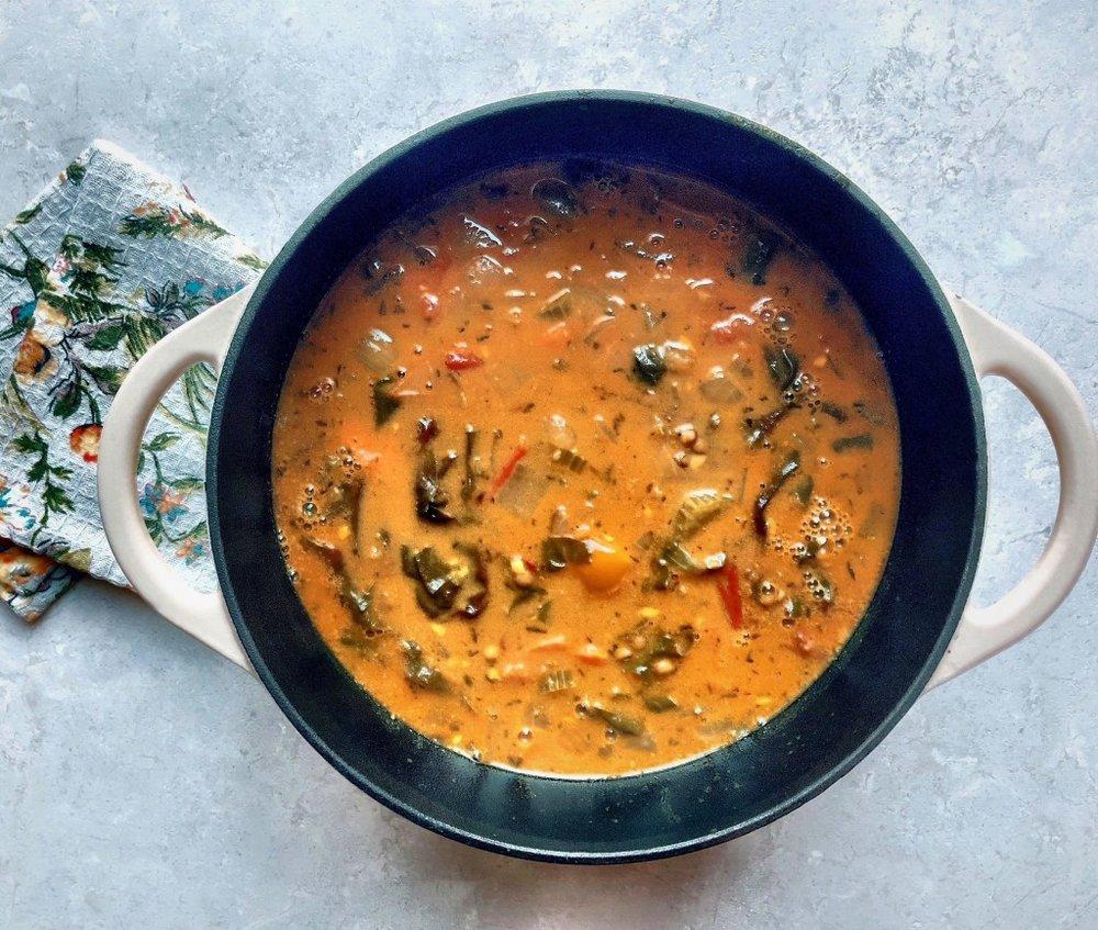 Comforting Lentil Stew