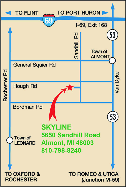 Contact Maps Skyline Camp And Retreat Center