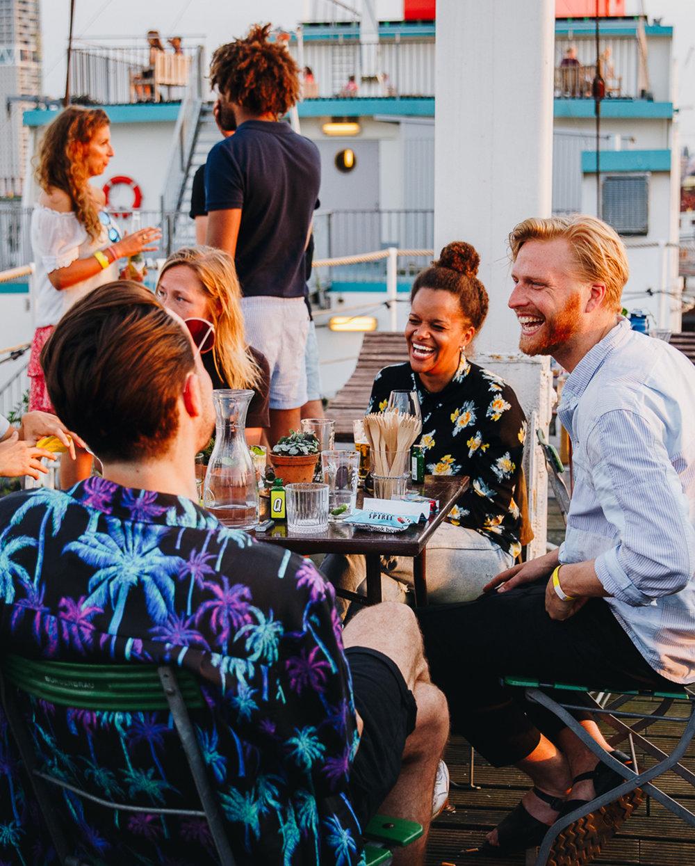 NIET-AWKWARD NETWERK EVENTS - Q1 - Freelance Date Night - 14 feb. 2019Q2 - Het Freelance Bedrijfsuitje - 6 jun. 2019Q3 - The Freelance Get Together - 29 sept. 2019Q4 - Coming up!