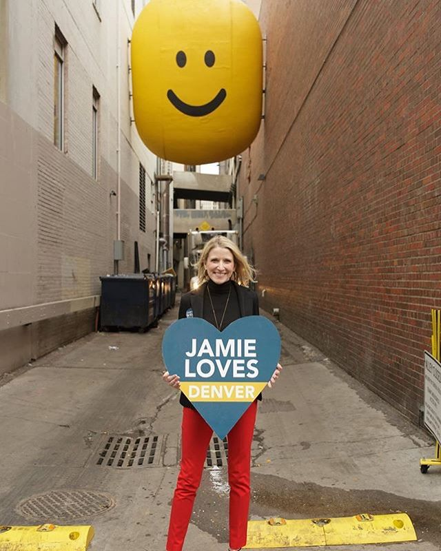 Happy Valentine's Day! We had so much fun today giving away candy, talking to Denver voters and enjoying our beautiful Denver! #alltogethernow #Jamie4Mayor  https://secure.actblue.com/donate/lovedenver  Thank you @annaphillipsphotography for the beautiful pictures!