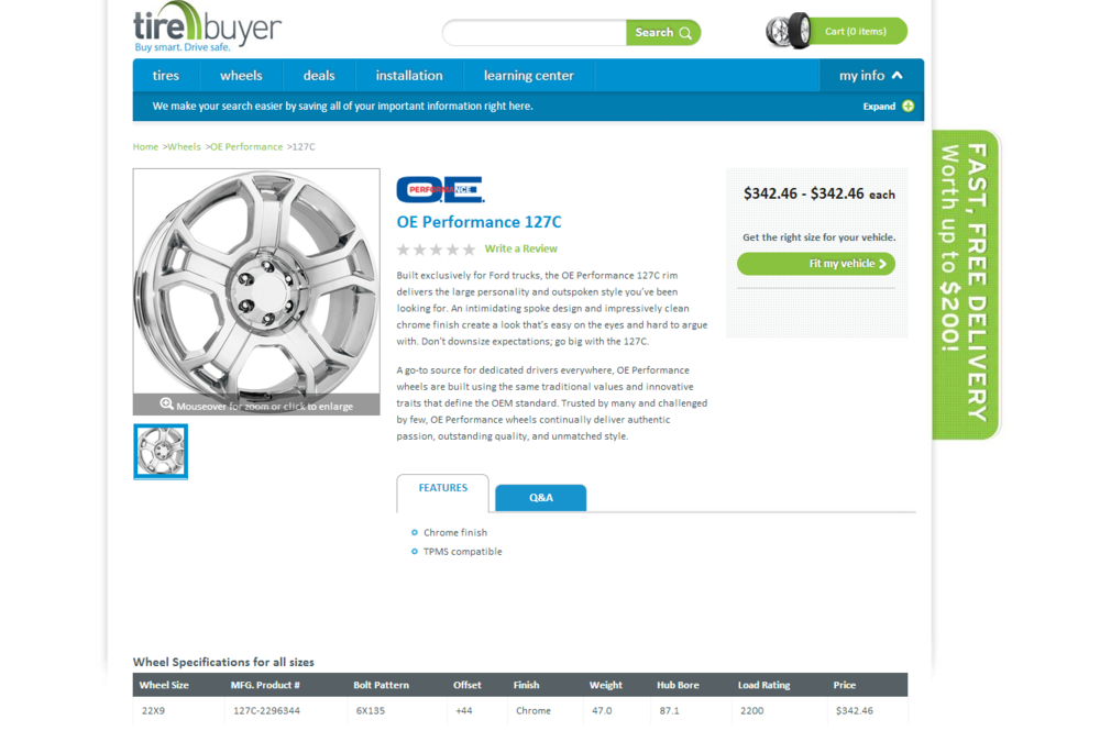 OE Performance 127C   Free Shipping   TireBuyer.com.png