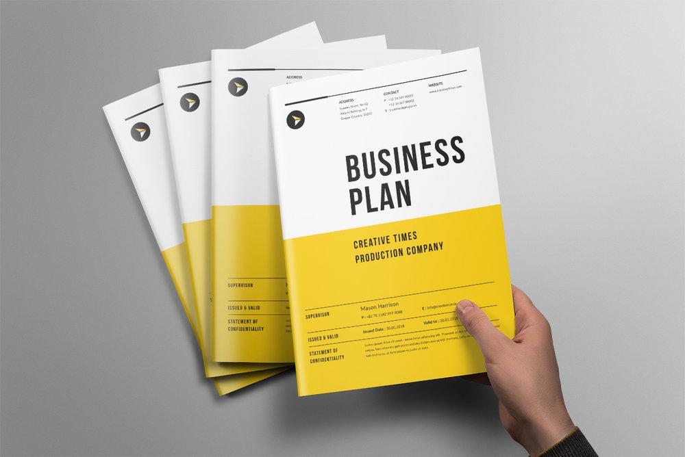 Business Plans -