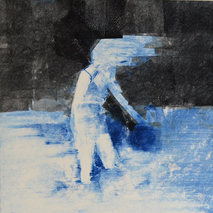 Woman/Ocean