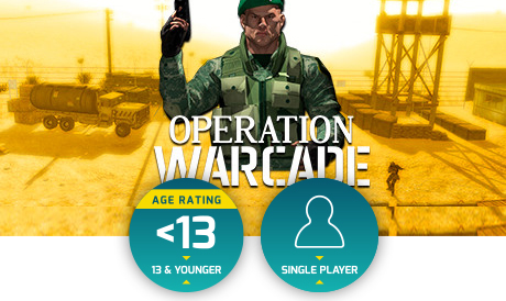 Operation Warcade VR