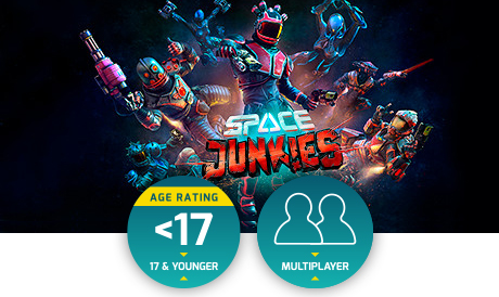 Space Junkies Arcade