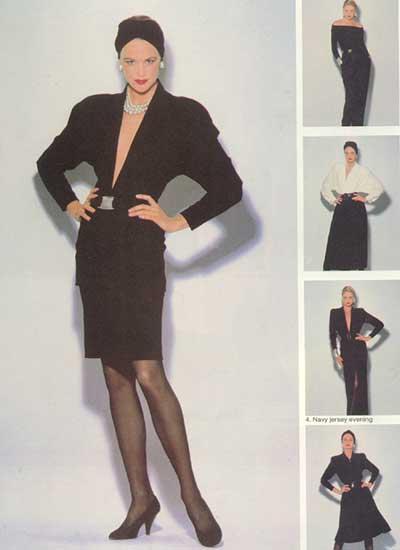 Donna Karan, 1986