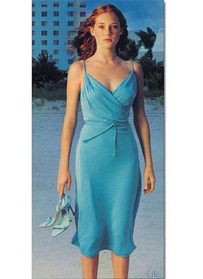 Diane von Furstenberg, 2000