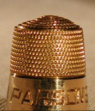 Parsons Gold Thimble, 1994