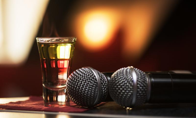 karaoke wednesdays - with jacqioke every wednesdayfrom 12pm to 8pm