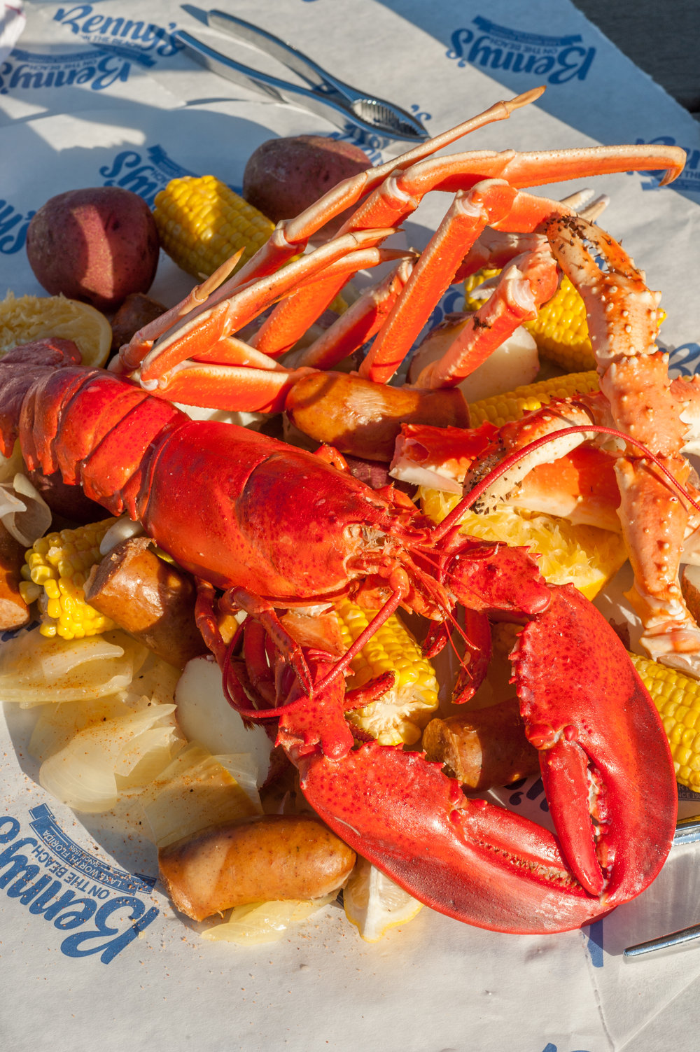 SEAFOOD BAKE - MONDAY THROUGH FRIDAYFROM 5:00PM UNTIL CLOSERESERVATIONS RECOMMENDED