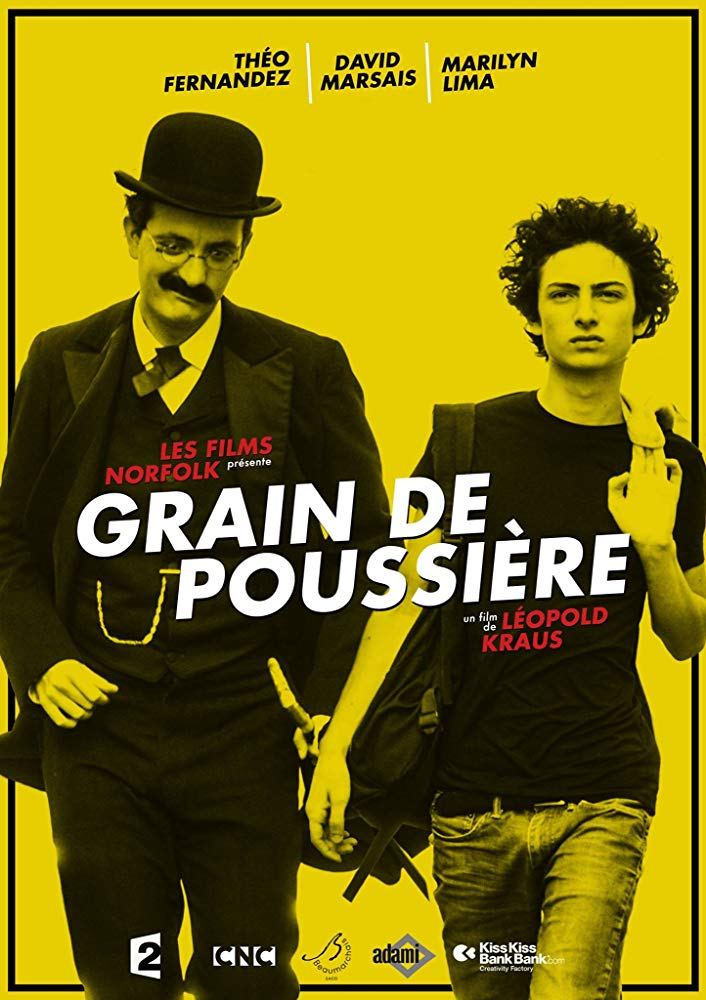 Grain de Poussière:Speck of Dust.jpg