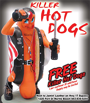 Pre launch strategies - hotdogs