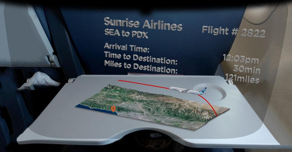 Flight Tracker View