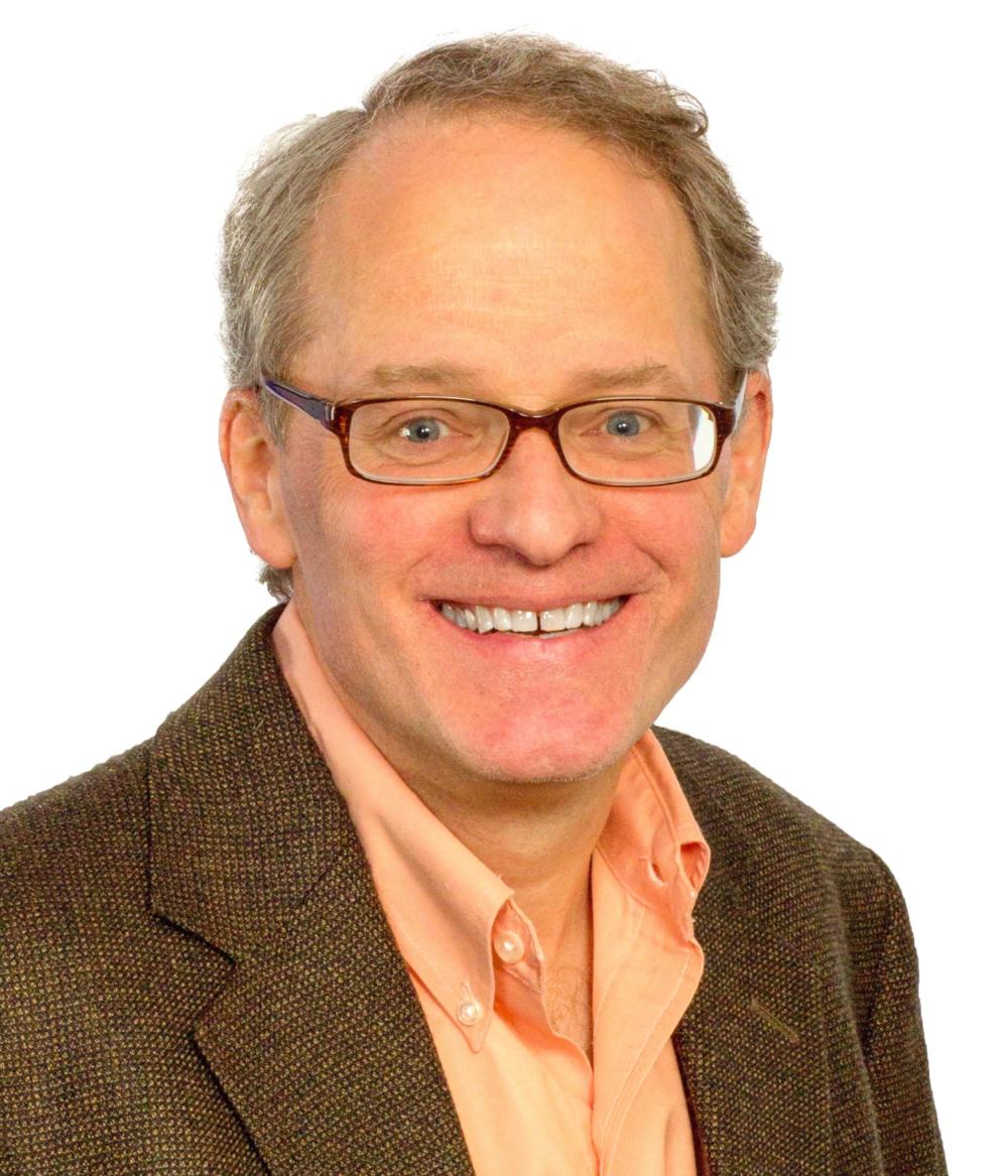 Dr. Charlie Hotz, Nanosys VP of R&D