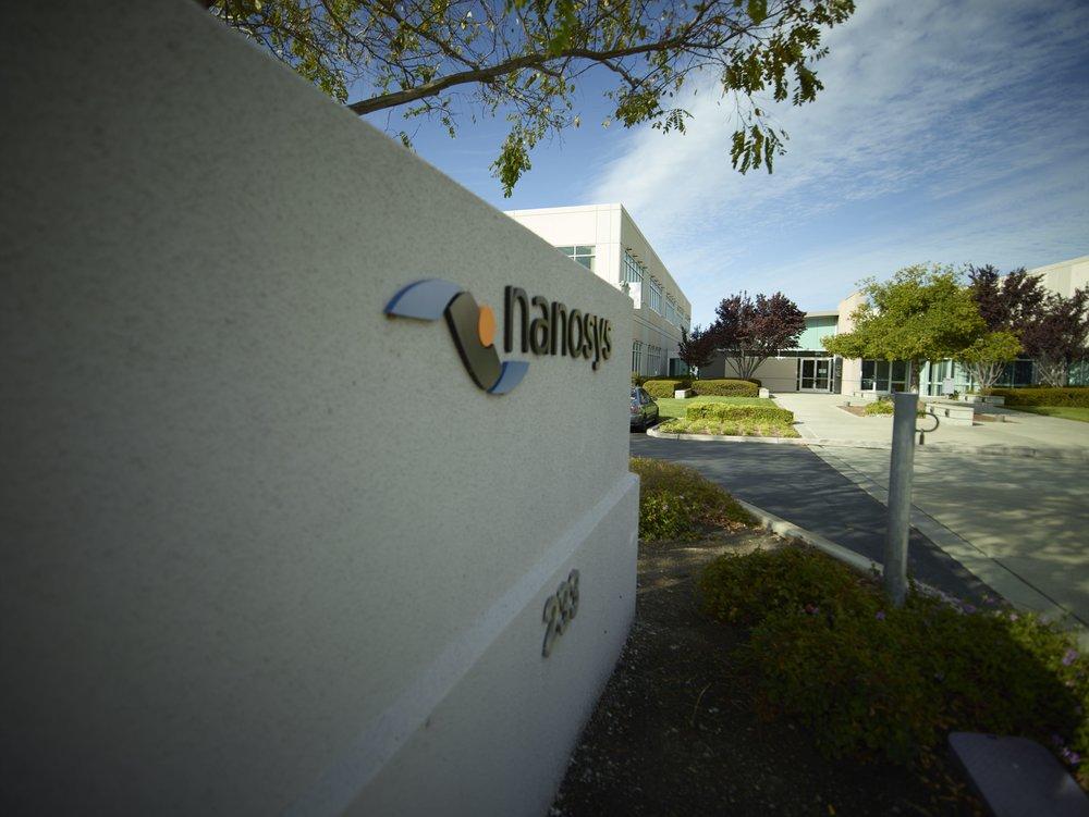 Nanosys HQ Monument.jpg