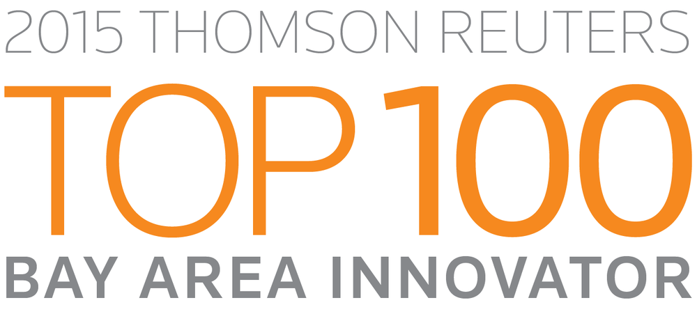 Nanosys named a Top 100 Bay Area Innovator for 2015 by Thomson Reuters