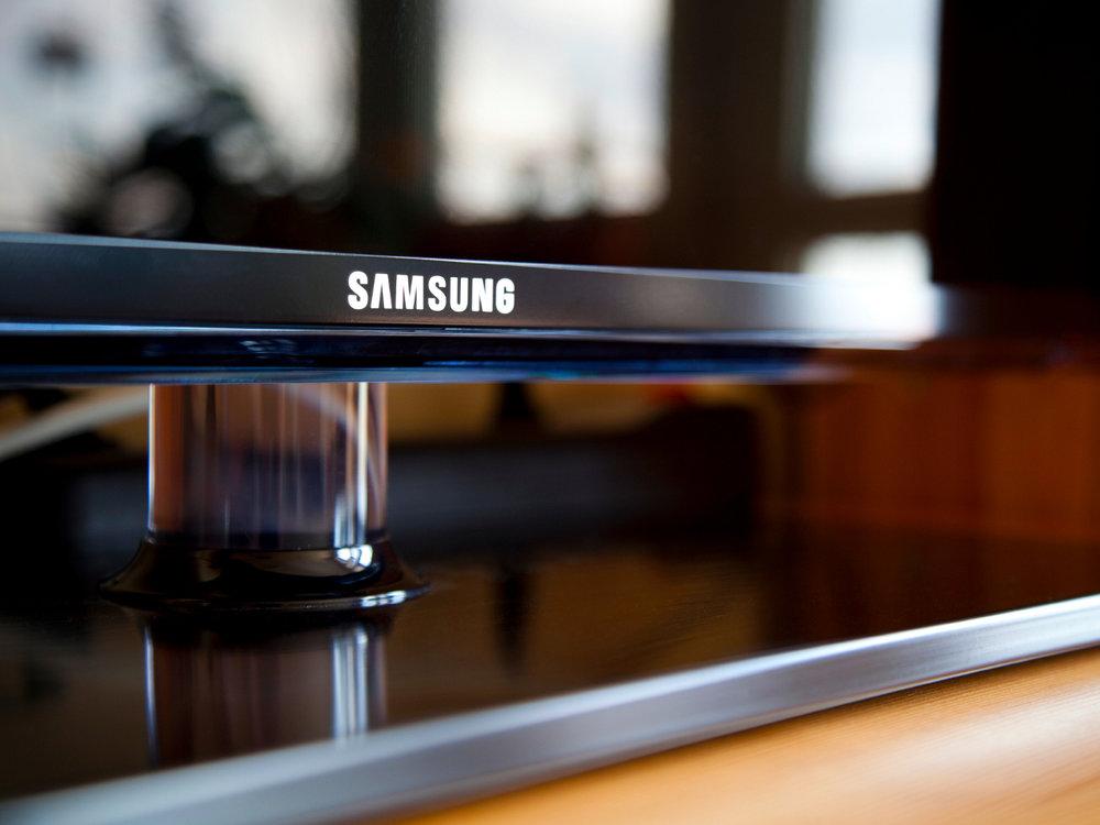 Samsung SUHD Quantum Dot TV at CES 2015