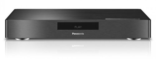 Panasonic BluRay player supports UHD and rec.2020 color gamut at CES 2015