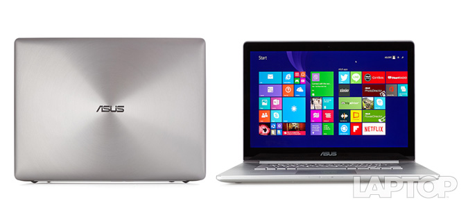 """Laptop Mag review saysASUS Zenbook NX500's Quantum Dot screen is """"one of the best on any notebook"""""""
