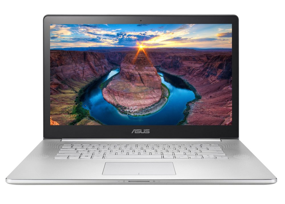 Nanosys Quantum Dot display in ASUS Zenbook NX500