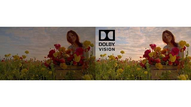 The Dolby Vision display from Nanosys and Dolby provides a much more lifelike experience.