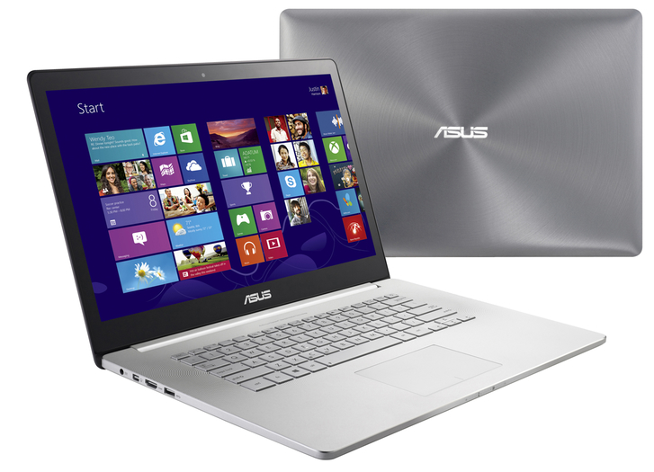 ASUS Zenbook NX500 with Quantum Dots from Nanosys and 3M