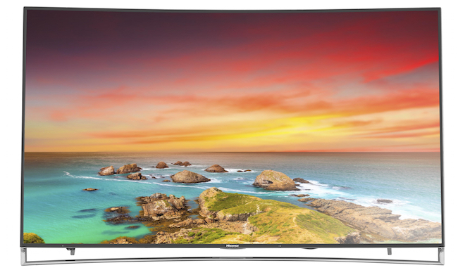 Hisense Quantum Dot TV with Nanosys & 3M technology
