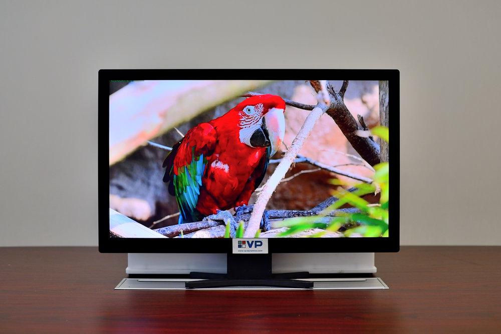Foxconn company VP Dynamics 4K QDEF LCD shown off at DisplayWeek 2014