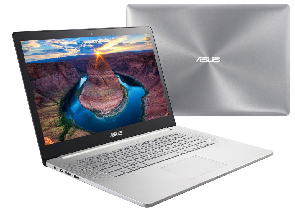 ASUS ZENBOOK NX500 with Quantum Dot Enhancement Film from Nanosys and 3M