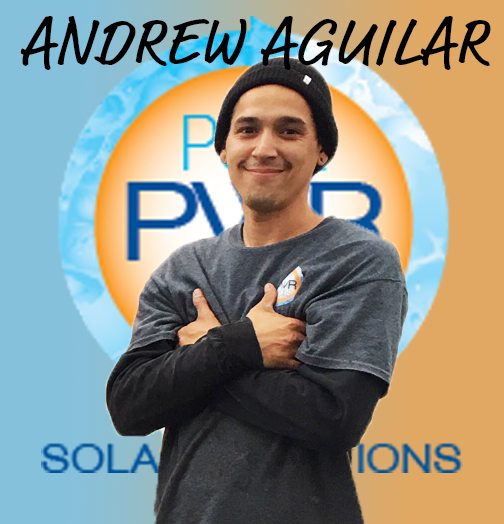 Andrew is another one of our technicians and his years of experience will guarantee your project will run smoothly! Andrew is respectful and professional and will help you understand everything that's going on with your system.