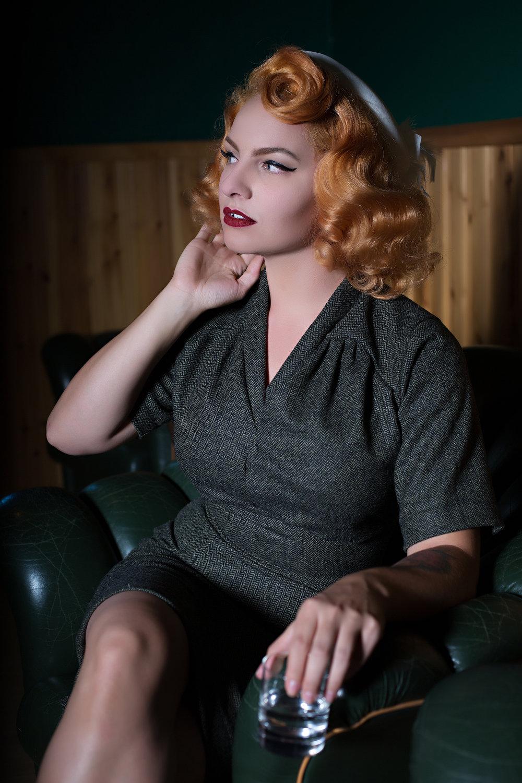 Miss Diana Holiday