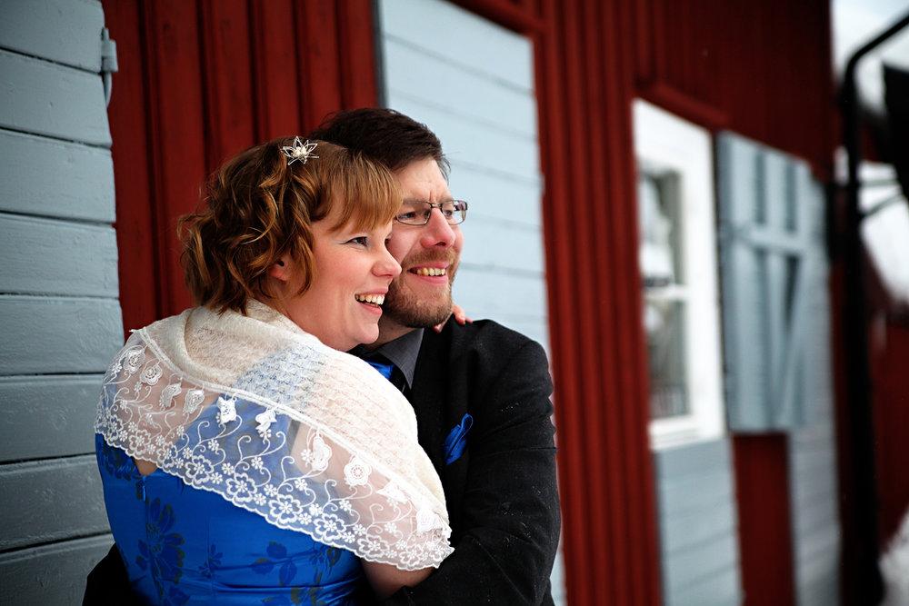Åsa och Henrik