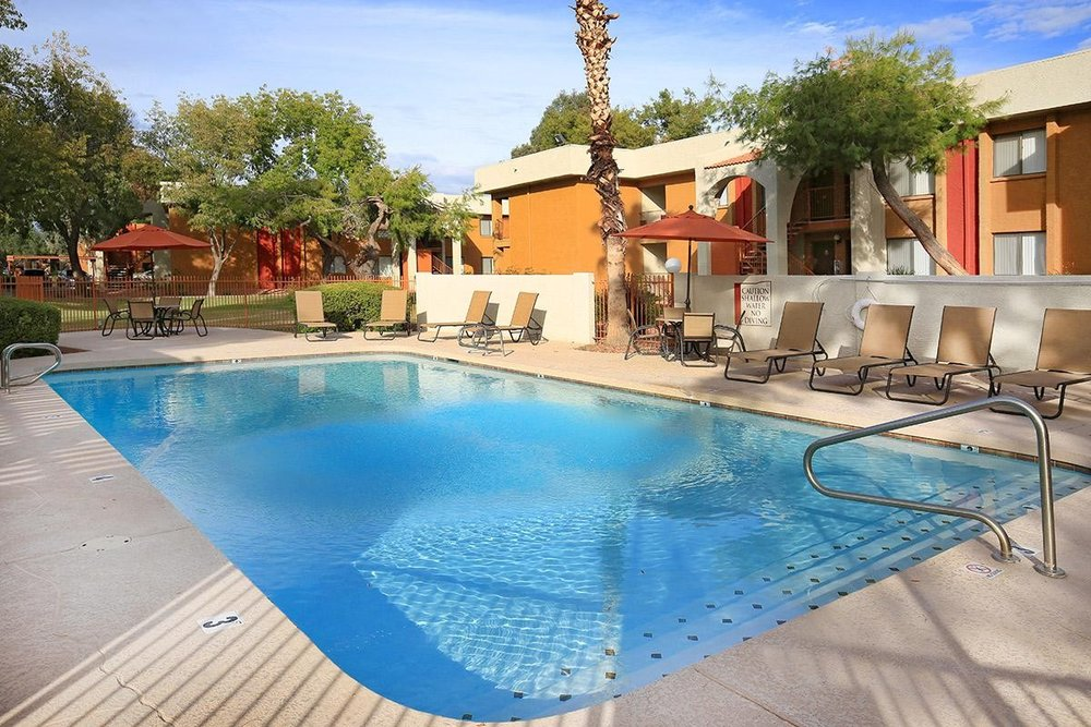 MIG Real Estate Acquires Trails at Harris Apartments in Mesa, Arizona. -