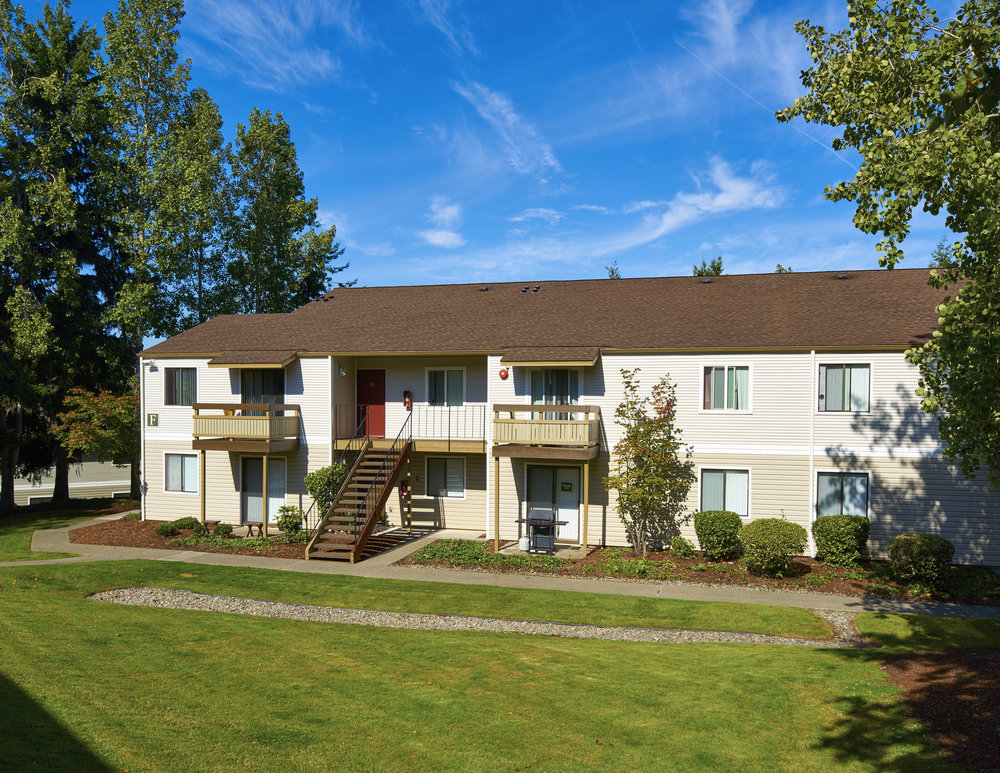 Berkshire Apartments - Renton, WA
