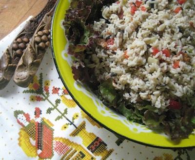 Ricesalad