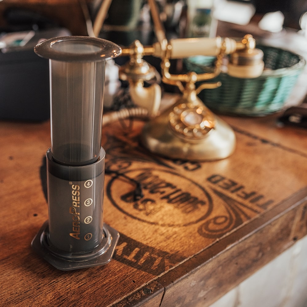 A few words of advice - The Aeropress is a fast and effective way to brew consistently delicious coffee. The gear is sturdy and highly portable, making it the perfect travel companion wherever your journey takes you!