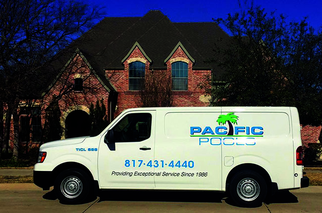 Pacific Pools | Texas Pool Service & Repair