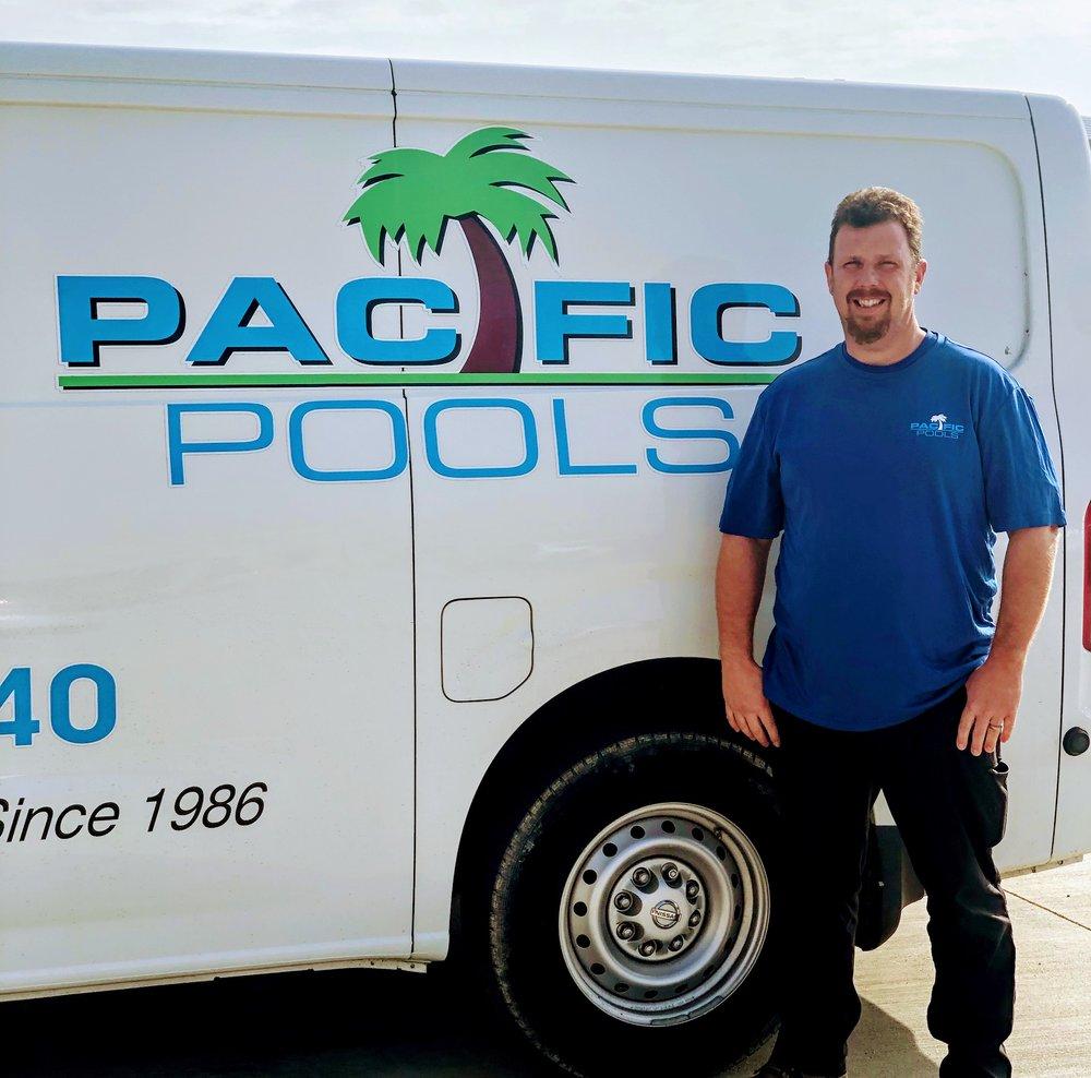 Jeff Hughes | Pacific Pools