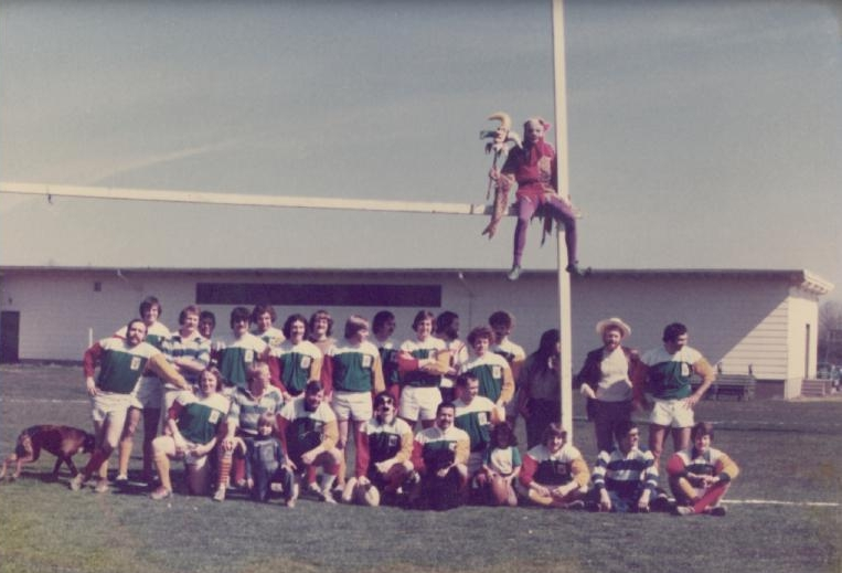 ORSU Jesters Team circa 1975