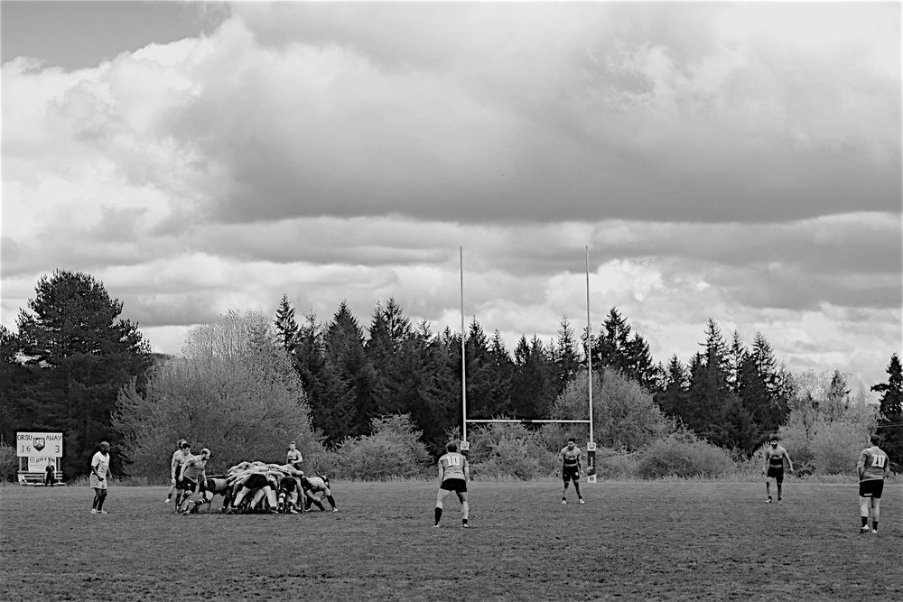 The Main Field at The Oregon Rugby Center    2565 SW Ek Road       West Linn, OR 97068