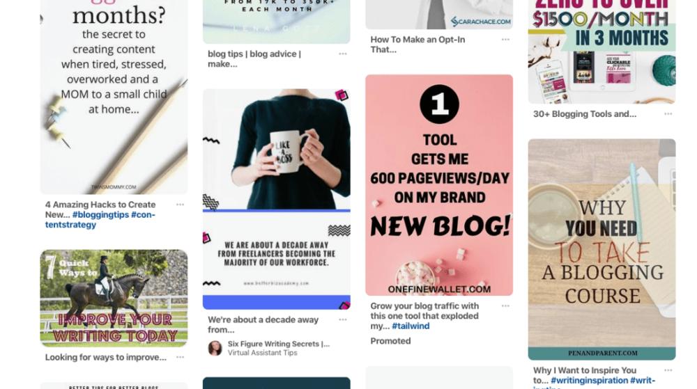 Pinterest Post Idea: Make Sure Your Dimensions Match