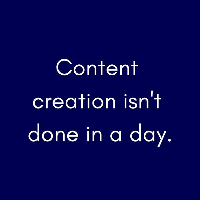 Content creation isn't easy. Consistent content creation takes discipline and a lot of time. You cannot expect to complete the content creation process in one day. Instead, you need to show up every day to produce content that's going to rock your audiences socks off. Batching your content is fantastic, but you don't want to get comfortable or complacent. Put your audience first and always be willing to show up for them when they need you. Today on the blog I am sharing some tips that will help you make extra time for content creation without extending your work week. Check out these tips by going to the link in my bio.⠀ .⠀ .⠀ .⠀ #AmandaCrossCo #FreelanceWriter #calledtobecreative #bossbabe #bosslady #tnchustler #creativepreneur #dreamersanddoers #bossbabes #blogginggals #socialboss #mycreativebiz #findyourflock #creativechics #youbelong #girlboss #savvybusinessowner #womeininbusiness #dowhatyoulove #creativeatheart #smallbizsquad #conquerclub #makeithappen #TCCTribe #liveauthentic #herestothecreatives #bossbabe #creativeentrepreneur #smallbusinessowner #bizbabes
